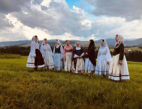 II miejsce żeńskiej grupy śpiewaczej na TKB!